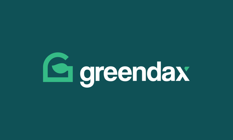 Greendax - Green industry company name for sale