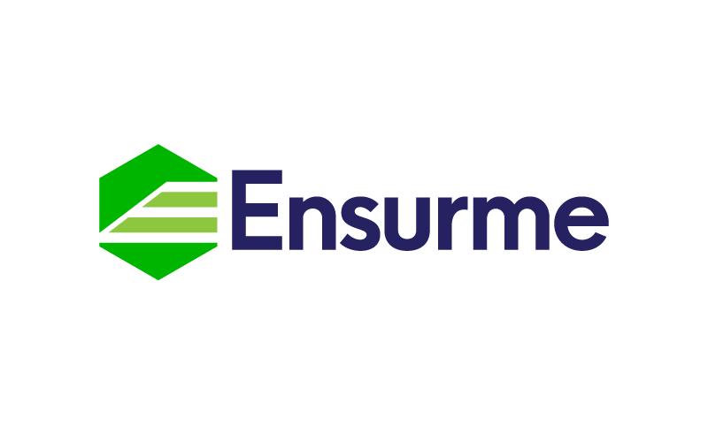 Ensurme - Insurance startup name for sale