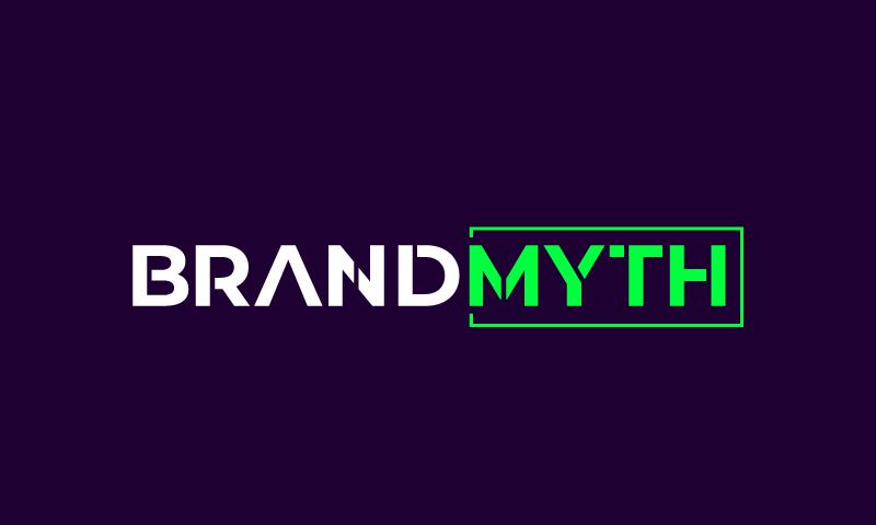 Brandmyth - Marketing company name for sale