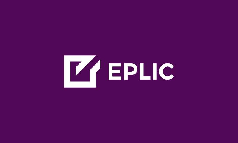 Eplic - E-commerce domain name for sale