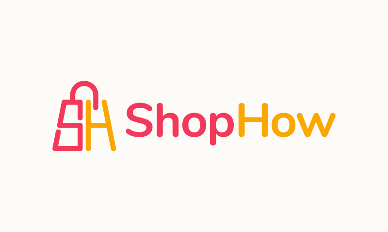 Shophow - E-commerce domain name for sale