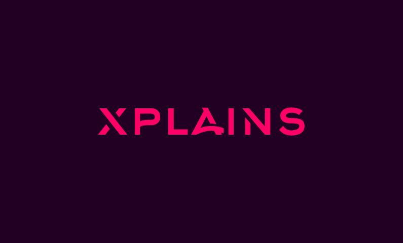 Xplains - Business domain name for sale