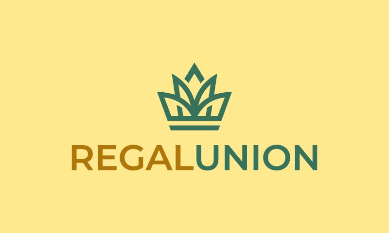 Regalunion - E-commerce domain name for sale