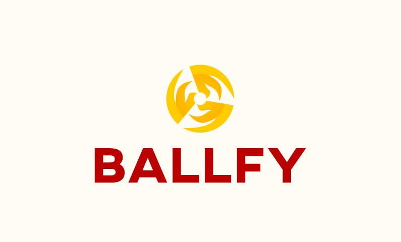 Ballfy - Retail brand name for sale
