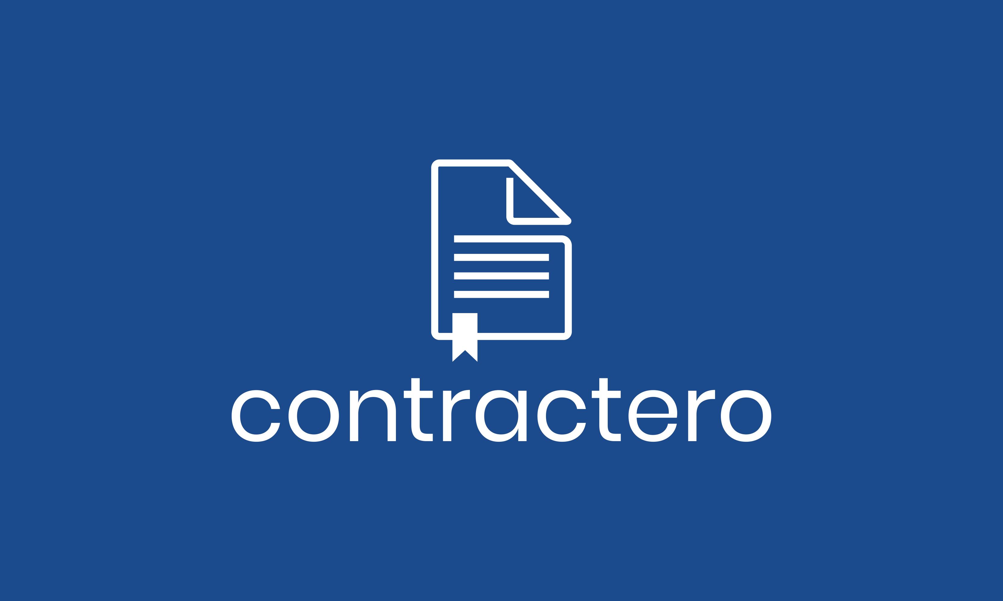 Contractero