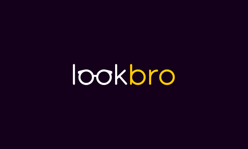 Lookbro - Retail startup name for sale