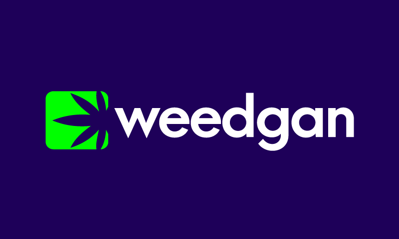 Weedgan - Dispensary startup name for sale