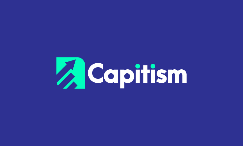 Capitism - Fundraising domain name for sale