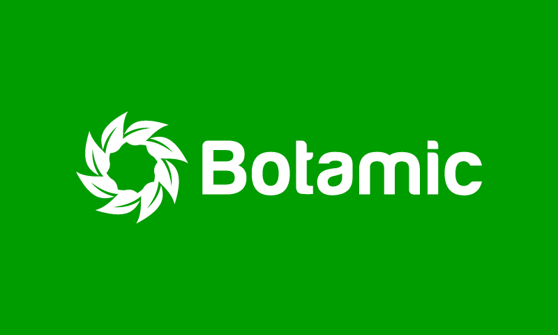 Botamic - Business domain name for sale