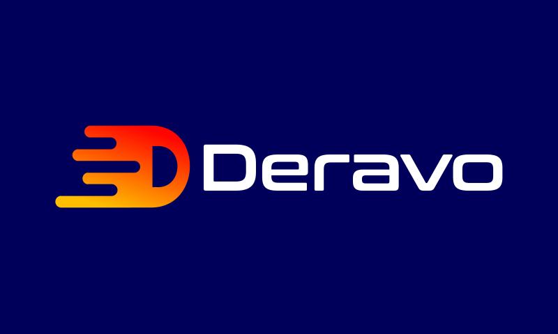 Deravo - Health company name for sale