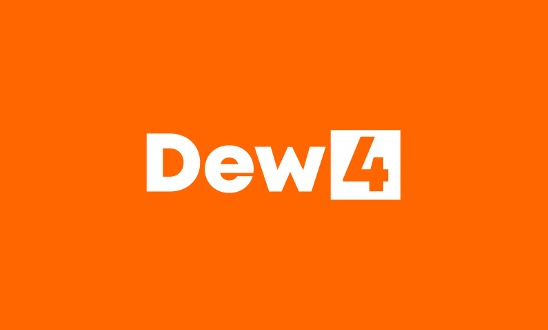 Dew4 - E-commerce domain name for sale