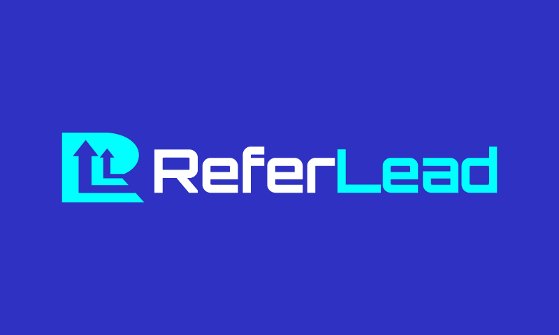 Referlead - Modern domain name for sale