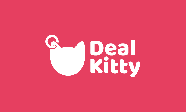 Dealkitty - Sales promotion domain name for sale