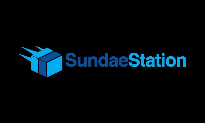 Sundaestation - Dining business name for sale
