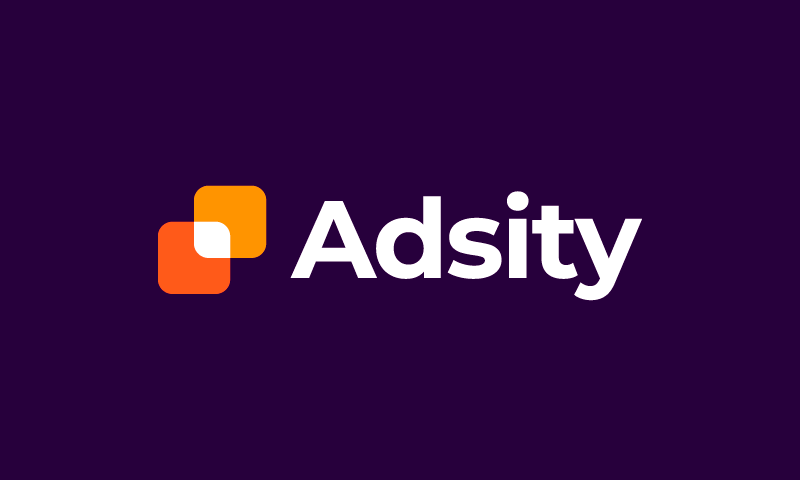 Adsity - Advertising brand name for sale