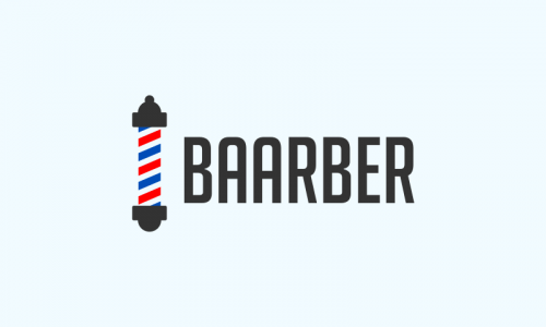 Baarber - Beauty domain name for sale