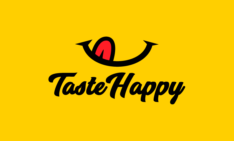 Tastehappy - Food and drink business name for sale