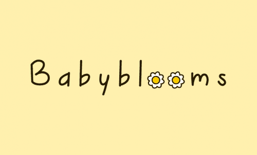 Babyblooms - Beautiful baby domain name
