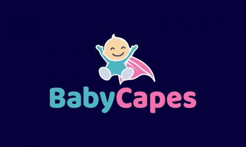 Babycapes - Childcare business name for sale