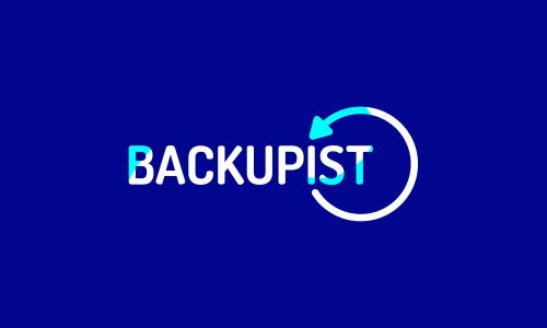 Backupist - E-commerce product name for sale
