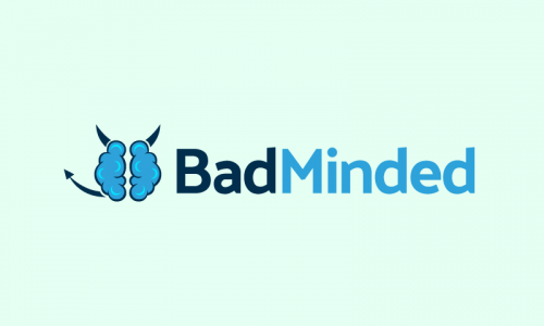 Badminded - E-commerce brand name for sale