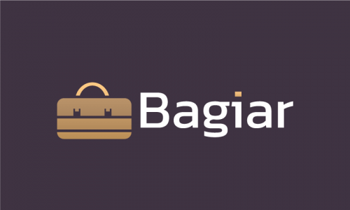 Bagiar - E-commerce domain name for sale