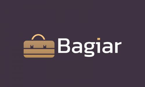 Bagiar - E-commerce domain name for sale