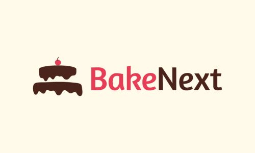 Bakenext - Food and drink startup name for sale