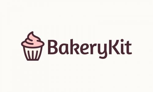 Bakerykit - E-commerce brand name for sale