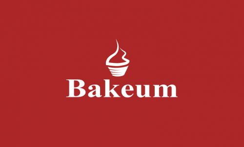 Bakeum - Culinary brand name for sale