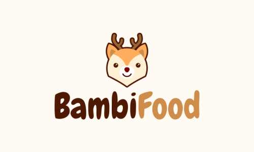 Bambifood - Dining business name for sale