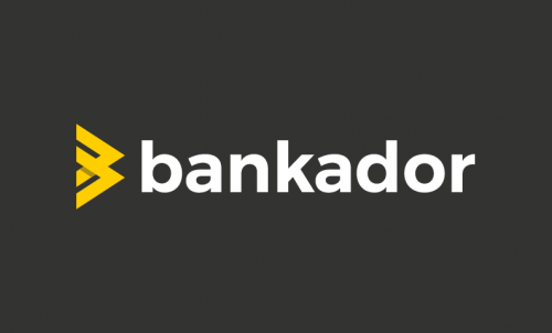Bankador - Banking startup name for sale