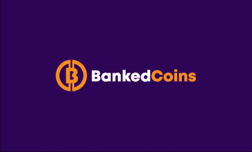 Bankedcoins - Loans domain name for sale