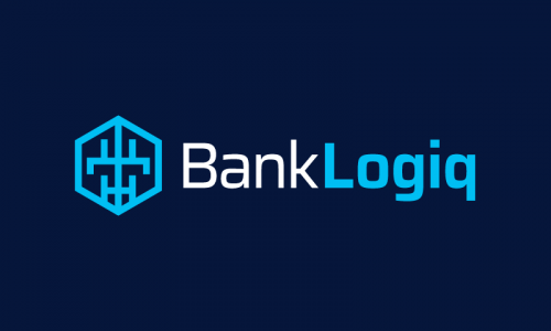 Banklogiq - Banking company name for sale