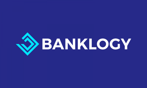 Banklogy - Banking company name for sale