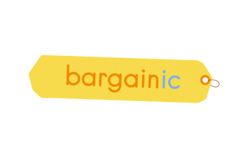 Bargainic - Sales promotion product name for sale