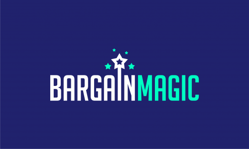 Bargainmagic - Sales promotion business name for sale