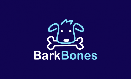 Barkbones - Pets business name for sale