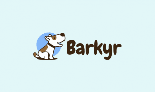 Barkyr - Pets brand name for sale