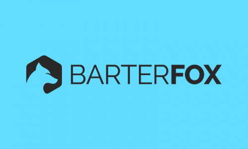 Barterfox - Retail startup name for sale
