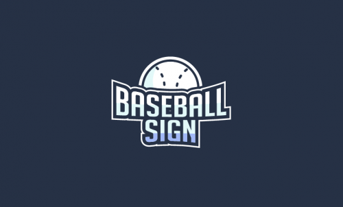 Baseballsign - Technology startup name for sale