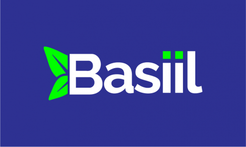Basiil - Dining company name for sale