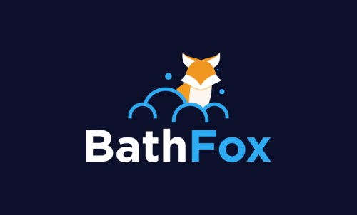 Bathfox - E-commerce business name for sale
