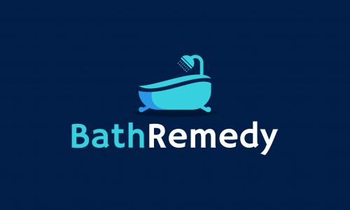 Bathremedy - Health startup name for sale