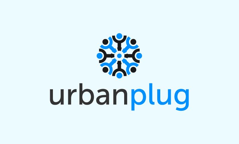 Urbanplug - Energetic startup name for sale