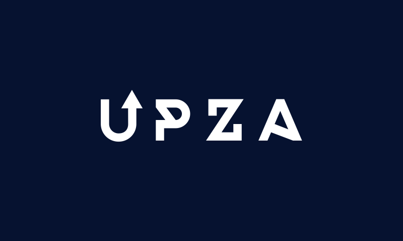Upza - Technology startup name for sale
