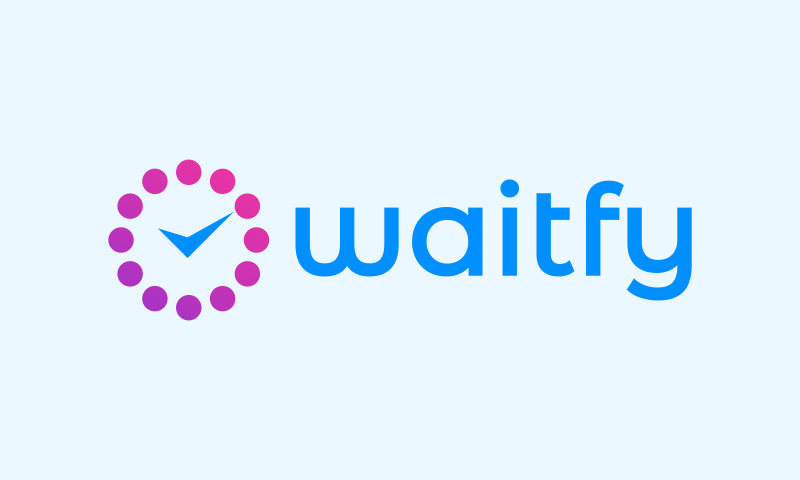 Waitfy - Delivery product name for sale