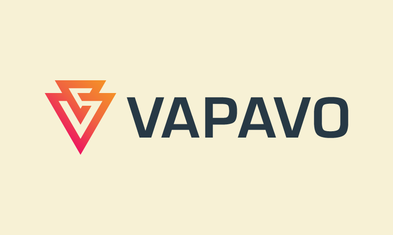 Vapavo - Retail brand name for sale