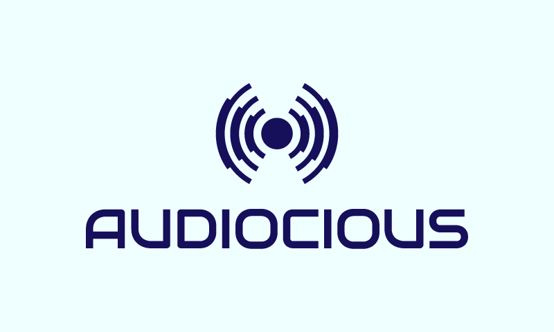 Audiocious - Audio brand name for sale
