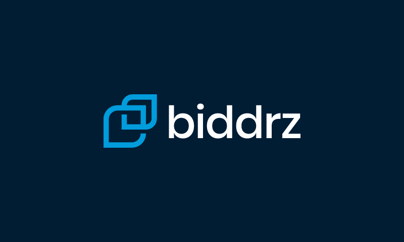 Biddrz - Business startup name for sale